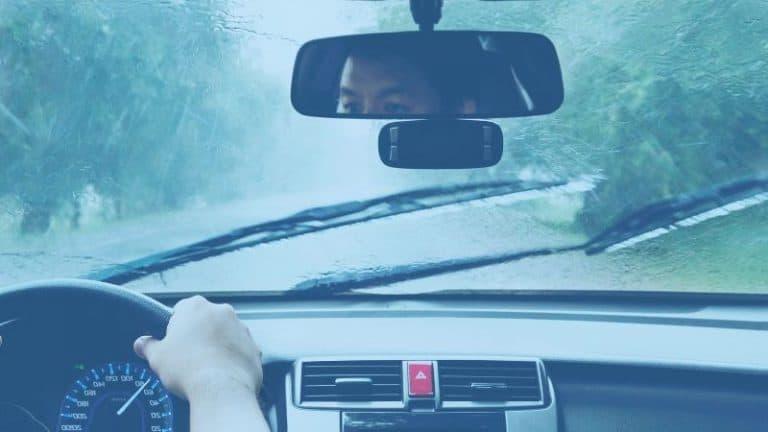 נהיגה בגשם