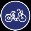 אייקון אופניים חשמליים